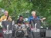 Shain Park, Birmingham, July 2011